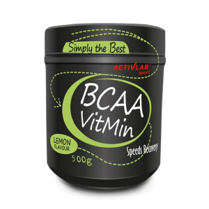 Simply the Best: BCAA VitMin
