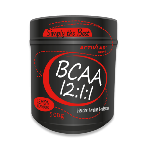 Simply the Best: BCAA 12:1:1