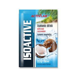 ISOACTIVE COCO WATER