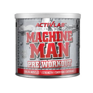 Machine Man Pre Workout OUTLET