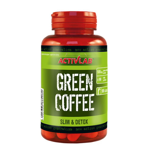 Green Coffee 90 caps