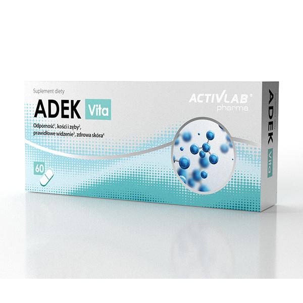 ADEK Vita 60 caps